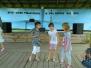 Zabawa w ogrodzie plebańskim 16.07.2015